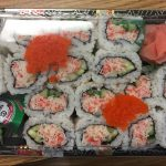 Double Order California Roll